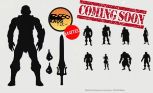 Masters of the Universe Revelation: BEAST MAN by Mattel