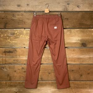 Pantalone Bakery Supply Lowan Nukus Rosso Mattone