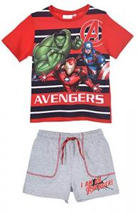 Completo Avengers 4 6 8 10 anni Estate 2021