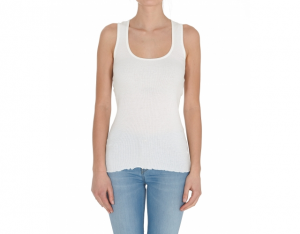 SHOPPING ON LINE PINKO TANK TOP A COSTINE VASCO 7 NEW COLLECTION WOMEN'S SPRING SUMMER 2021