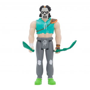 *PREORDER* Teenage Mutant Ninja Turtles ReAction: CASEY JONES by Super7