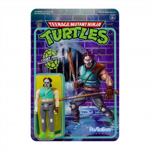 *PREORDER* Teenage Mutant Ninja Turtles ReAction: CASEY JONES by Super7