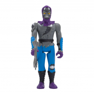 *PREORDER* Teenage Mutant Ninja Turtles ReAction: DAMAGE FOOT SOLDIER by Super7