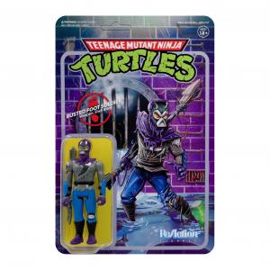 *PREORDER* Teenage Mutant Ninja Turtles ReAction: DAMAGE FOOT SOLDIER by Super7