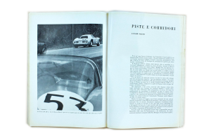Libro 1000 Km Di Monza Trofeo Caracciolo 24 25 Aprile 1966 Luigi Broggini