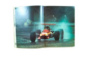 Libro Tre Anni Di Corse Ferrari 68 69 70