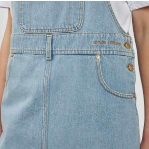 Salopette di jeans chiara ferragni