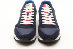 SUN68 Sneakers Uomo Niki Solid