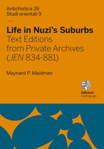 Life in Nuzi's Suburbs