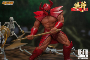 *PREORDER* Golden Axe: DEATH ADDER 1/12 by Storm Collectibles