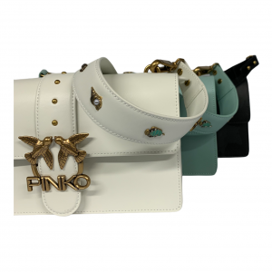 SHOPPING ON LINE PINKO BORSA CLASSIC LOVE BAG ICON SIMPLY NEW COLLECTION WOMEN'S SPRING SUMMER 2021