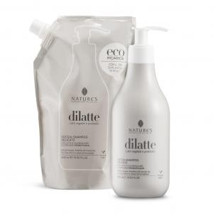 Doccia-shampoo delicato Dìlatte