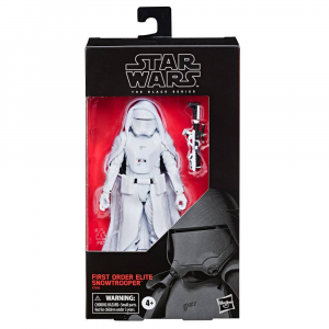 Star Wars Black Series Action Figure: First Order Elite Snowtrooper Exclusive (Episode IX) by Hasbro