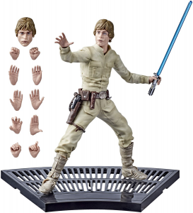 Star Wars Black Series Hyper Real: Luke Skywalker by Hasbro