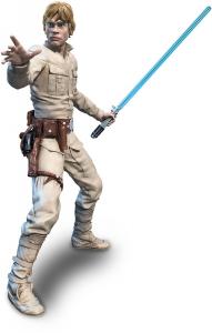 Star Wars Black Series Hyper Real: Luke Skywalker by Hasbro