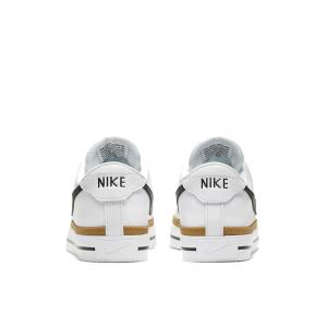 Nike Court Legacy Bianco Nero Unisex