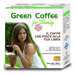 GREEN COFFEE FOR SLIMMING SOLUBILE