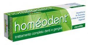 HOMEODENT 2 DENTIFRICIO CLOROFILLA