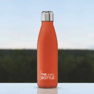 The Steel Bottle Classic 500 ml - Arancione