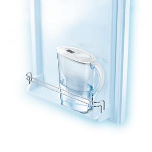 Brita 1024045 Filtraggio acqua Caraffa filtrante 2,4 L Trasparente, Bianco