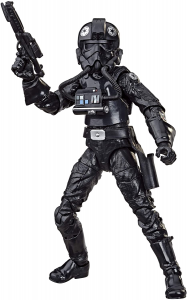 Star Wars: Black Series (Classic Box) IMPERIAL TIE FIGHTER PILOT Empire Strike Back 40th Anniversary by Hasbro