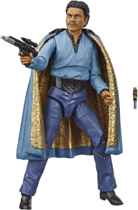 Star Wars: Black Series (Classic Box) LANDO CALRISSIAN Empire Strike Back 40th Anniversary by Hasbro