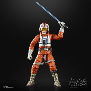 Star Wars: Black Series (Classic Box) LUKE SKYWALKER (Snowspeeder) Empire Strike Back40th Anniversary by Hasbro