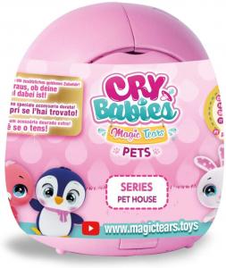 CRY BABIES PET HOUSE 97971 IMC TOYS