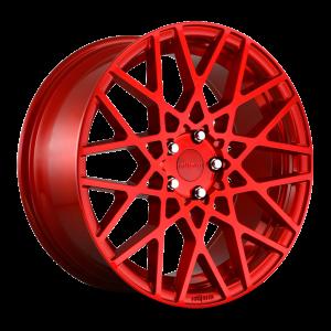 Cerchi in lega  ROTIFORM  BLQ  18''  Width 8,5   5x112  ET 45  CB 66,56    Gloss Red