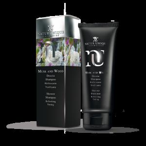Musk & Wood - Doccia e Shampoo