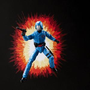G.I. Joe Retro Collection: COBRA COMMANDER by Hasbro