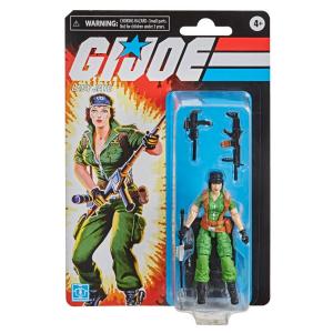 G.I. Joe Retro Collection: LADY JAYE by Hasbro