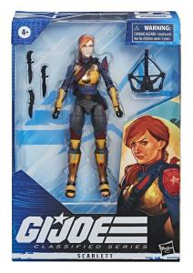 G.I. Joe Classified Series: SCARLETT by Hasbro