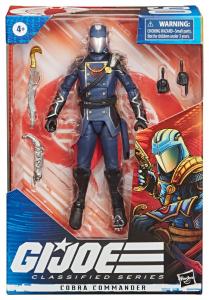 *PREORDER* G.I. Joe Classified Series: COBRA COMMANDER by Hasbro