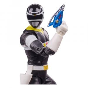 *PREORDER* Power Rangers Lightning: IN SPACE BLACK RANGER by Hasbro