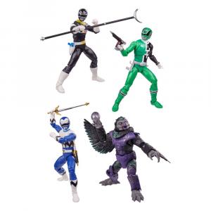 Power Rangers Lightning: LOST GALAXY BLUE RANGER by Hasbro