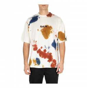 T-SHIRT OVER TIE DYE