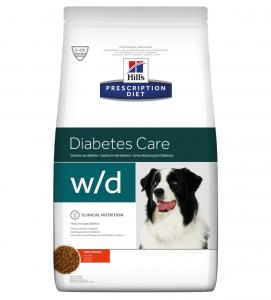 Hill's - Prescription Diet Canine - w/d - 4 kg