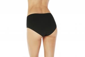 Slip culotte donna in cotone elasticizzato vita media NOTTINGHAM