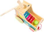 Gioco motricità Trattore incl. xilofono