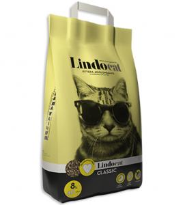 Lindocat - Lettiera Agglomerante - Classic - 8 litri