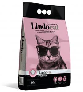 Lindocat - Lettiera Agglomerante - 10 litri