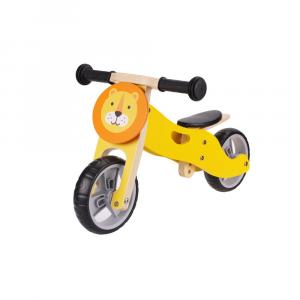 Udeas Bici senza pedali cavalcabile 2 in 1 Varoom Minibike Leone