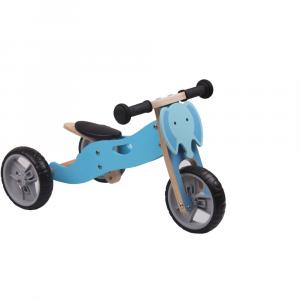 Udeas Bici senza pedali cavalcabile 2 in 1 Varoom Minibike Elefante