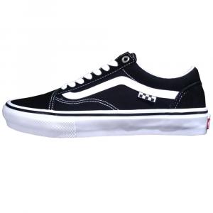 Vans Skate Old Skool Pop Cush Black/White