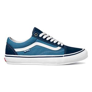 Vans Skate Old Skool Pop Cush Navy/White