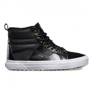 Vans Sk8-Hi MTE 46 Pebble Leather Black