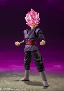 *PREORDER* Dragon Ball Super - S.H. Figuarts: GOKU BLACK – SUPER SAIYAN ROSE by Bandai Tamashii
