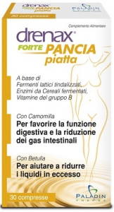 DRENAX FORTE PANCIA PIATTA
