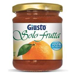 GIUSTO SOLO FRUTTA MARMELL ARA